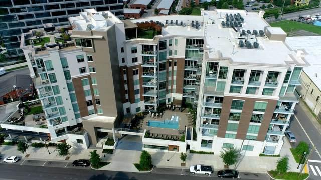 20 Rutledge St #110, Nashville, TN 37210 (MLS #RTC2263099) :: Oak Street Group