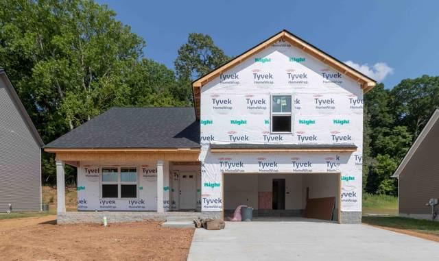 169 Chalet Hills, Clarksville, TN 37040 (MLS #RTC2263357) :: Nashville on the Move