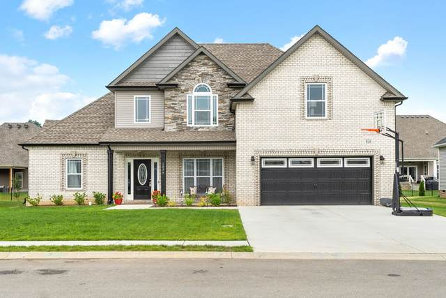 1079 Chagford Dr, Clarksville, TN 37043 (MLS #RTC2263384) :: Michelle Strong