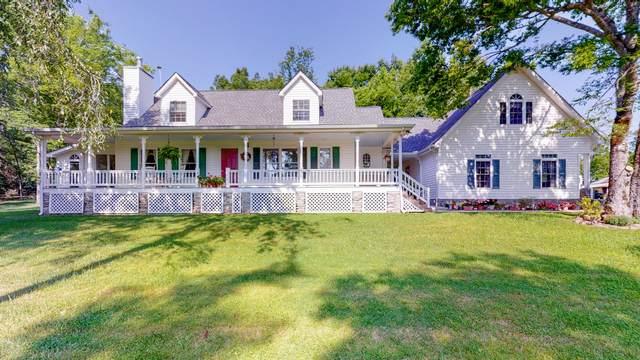 358 Dye Rd, Bell Buckle, TN 37020 (MLS #RTC2263419) :: Team George Weeks Real Estate