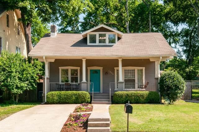 1005 Chicamauga Ave, Nashville, TN 37206 (MLS #RTC2263602) :: Oak Street Group