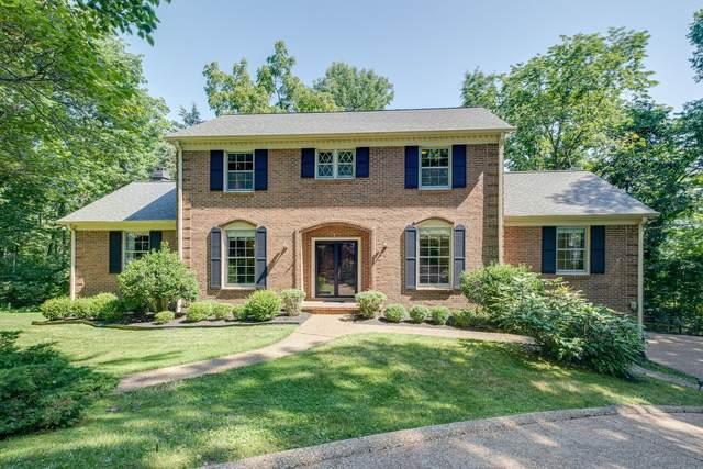 1242 Jefferson Davis Dr, Brentwood, TN 37027 (MLS #RTC2263996) :: Village Real Estate