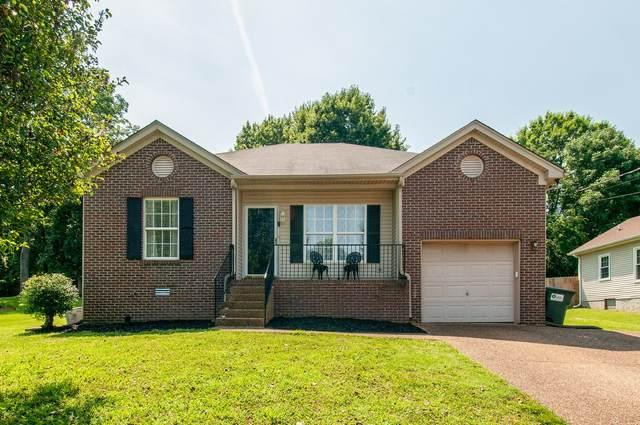 1063 Cedar Creek Village Rd, Mount Juliet, TN 37122 (MLS #RTC2264059) :: RE/MAX Homes and Estates, Lipman Group