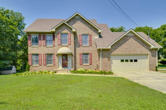 1404 S Callywood Ct, Clarksville, TN 37040 (MLS #RTC2264385) :: Village Real Estate