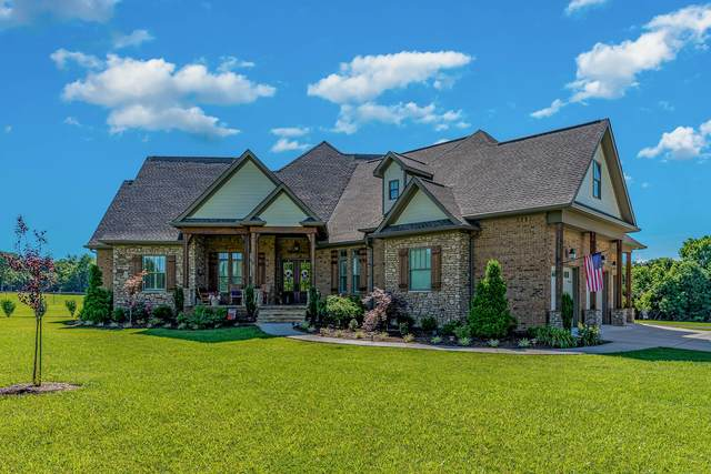 1176 Halls Mill Rd, Unionville, TN 37180 (MLS #RTC2264456) :: Village Real Estate