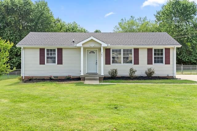 587 Anita Dr, Clarksville, TN 37042 (MLS #RTC2264528) :: DeSelms Real Estate