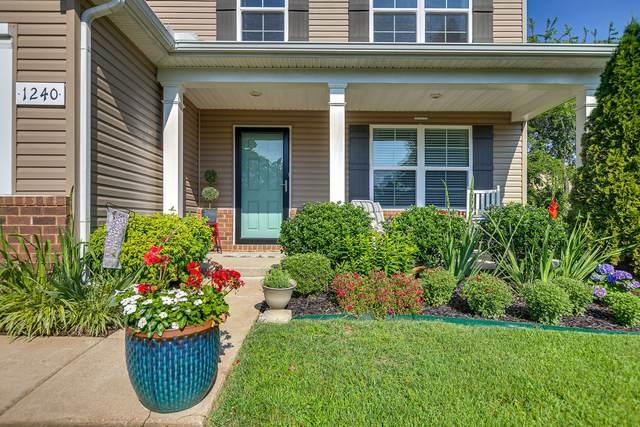 1240 Oxford Village Cv, Columbia, TN 38401 (MLS #RTC2264594) :: Candice M. Van Bibber | RE/MAX Fine Homes