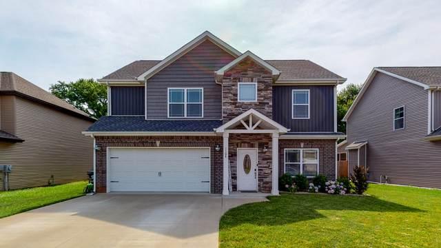 1104 Thrasher Dr, Clarksville, TN 37040 (MLS #RTC2264647) :: Village Real Estate