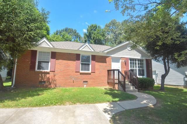 63 Grassmire Dr, Clarksville, TN 37042 (MLS #RTC2265178) :: Candice M. Van Bibber   RE/MAX Fine Homes