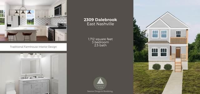 2309 Dalebrook Ct, Nashville, TN 37206 (MLS #RTC2265737) :: HALO Realty