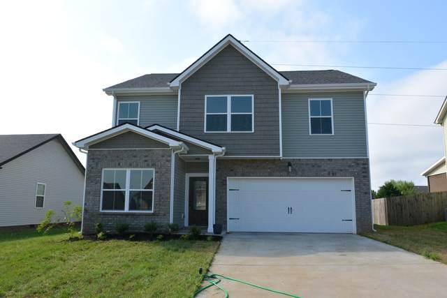 1010 Dwight Eisenhower Way, Clarksville, TN 37042 (MLS #RTC2265745) :: FYKES Realty Group