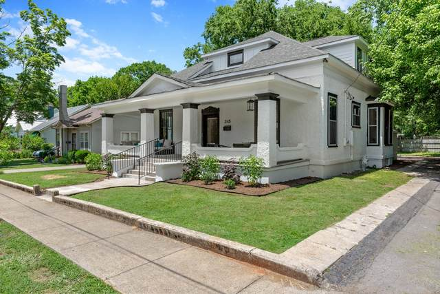 345 E Lytle St, Murfreesboro, TN 37130 (MLS #RTC2266111) :: Nashville on the Move