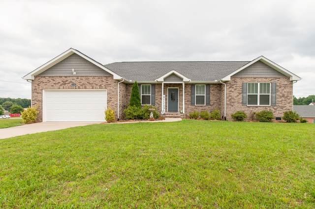 1124 High Lake Dr, Dickson, TN 37055 (MLS #RTC2266254) :: Village Real Estate
