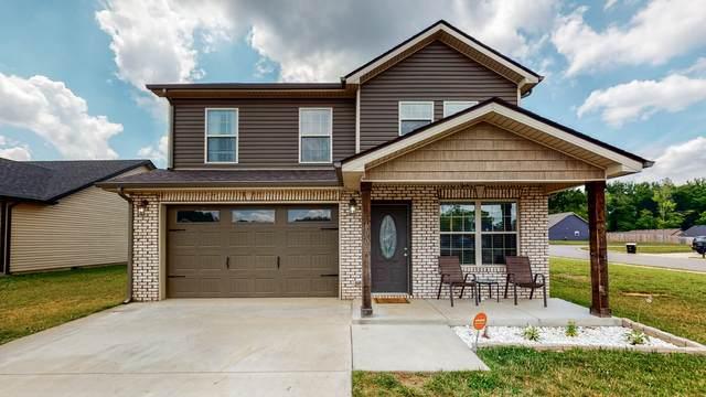 600 Hollow Crst, Clarksville, TN 37042 (MLS #RTC2266305) :: Oak Street Group