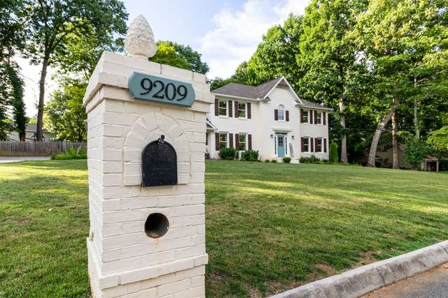 9209 W Springs Dr, Knoxville, TN 37922 (MLS #RTC2267225) :: The Miles Team | Compass Tennesee, LLC