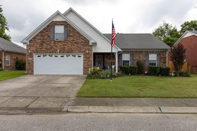 1761 Auburn Lane, Columbia, TN 38401 (MLS #RTC2267920) :: Nashville on the Move