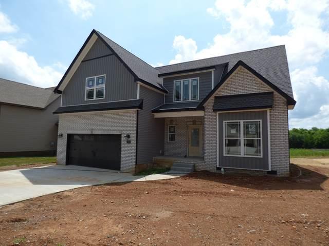 1266 Highgrove Ln, Clarksville, TN 37043 (MLS #RTC2268433) :: Oak Street Group