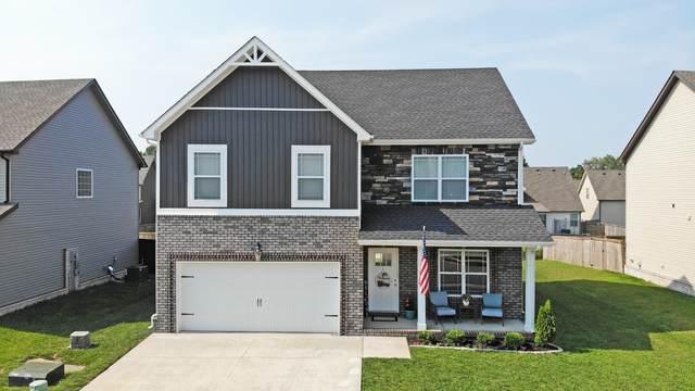 1144 Christian James Ct, Clarksville, TN 37043 (MLS #RTC2269135) :: DeSelms Real Estate