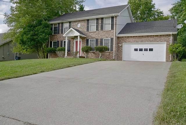 1411 Honeysuckle Ln, Clarksville, TN 37040 (MLS #RTC2269143) :: The Miles Team | Compass Tennesee, LLC