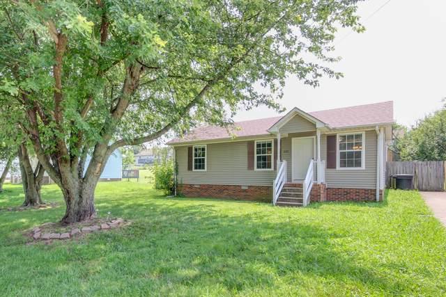 622 Artic Ave, Oak Grove, KY 42262 (MLS #RTC2269274) :: DeSelms Real Estate