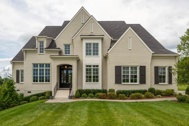 1401 Newhaven Dr, Brentwood, TN 37027 (MLS #RTC2270338) :: Village Real Estate