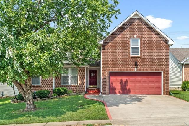 3467 Oak Creek Dr, Clarksville, TN 37040 (MLS #RTC2270486) :: DeSelms Real Estate