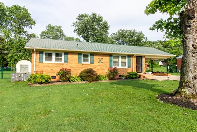 107 Dupont Ave, Waverly, TN 37185 (MLS #RTC2270777) :: Village Real Estate
