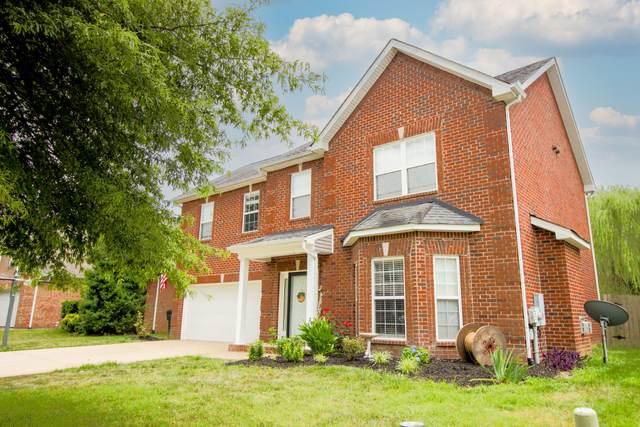 809 W Sagewood Dr, Gallatin, TN 37066 (MLS #RTC2270854) :: John Jones Real Estate LLC