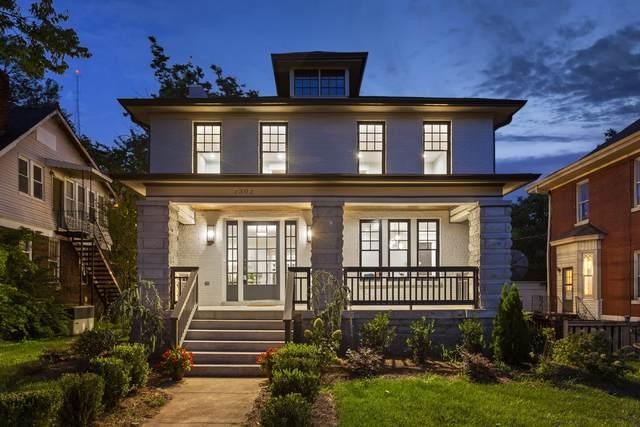 2302 Belmont Blvd, Nashville, TN 37212 (MLS #RTC2270958) :: Trevor W. Mitchell Real Estate