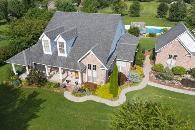 110 Maple Bend Rd, Winchester, TN 37398 (MLS #RTC2271813) :: RE/MAX Homes and Estates, Lipman Group