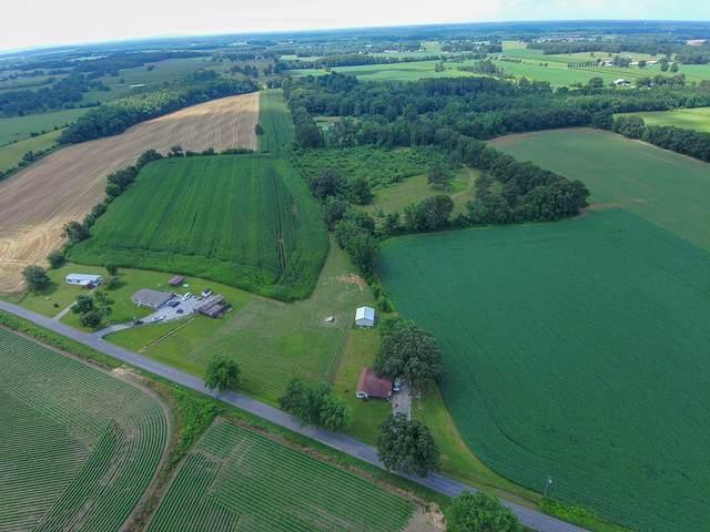 91 Old Baptist Rd, Ardmore, TN 38449 (MLS #RTC2271985) :: Village Real Estate