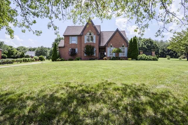 1109 Ascot Ln, Franklin, TN 37064 (MLS #RTC2272473) :: Village Real Estate