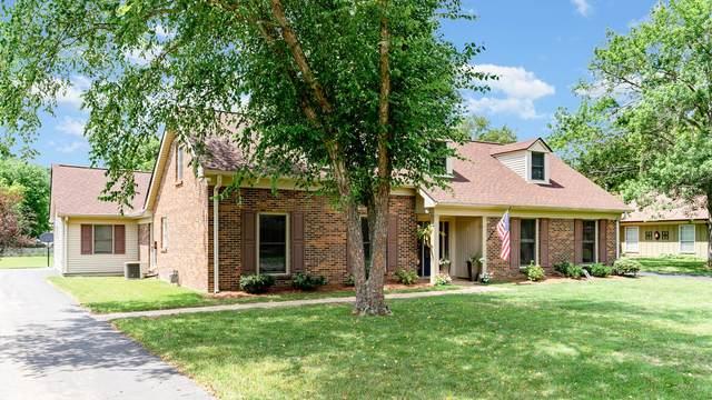 1809 Blue Springs Ct, Franklin, TN 37069 (MLS #RTC2272591) :: Fridrich & Clark Realty, LLC