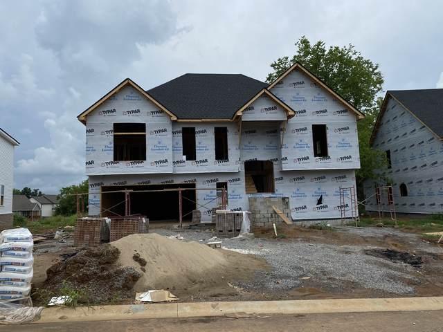 908 Burley Barn Rd, Clarksville, TN 37042 (MLS #RTC2272773) :: DeSelms Real Estate