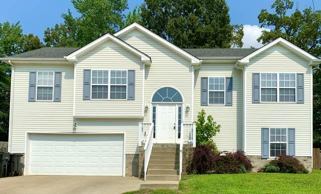 1371 Constitution Dr, Clarksville, TN 37042 (MLS #RTC2272830) :: DeSelms Real Estate