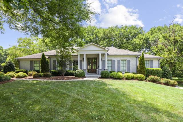 1515 Puryear Pl, Brentwood, TN 37027 (MLS #RTC2273207) :: Nashville on the Move