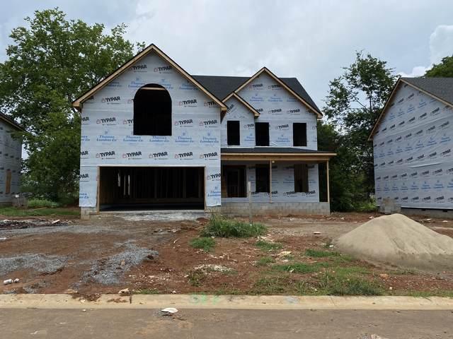 912 Burley Barn Rd, Clarksville, TN 37042 (MLS #RTC2273223) :: DeSelms Real Estate