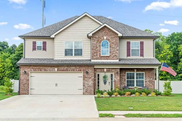 1083 Terraceside Cir, Clarksville, TN 37040 (MLS #RTC2273278) :: Candice M. Van Bibber   RE/MAX Fine Homes