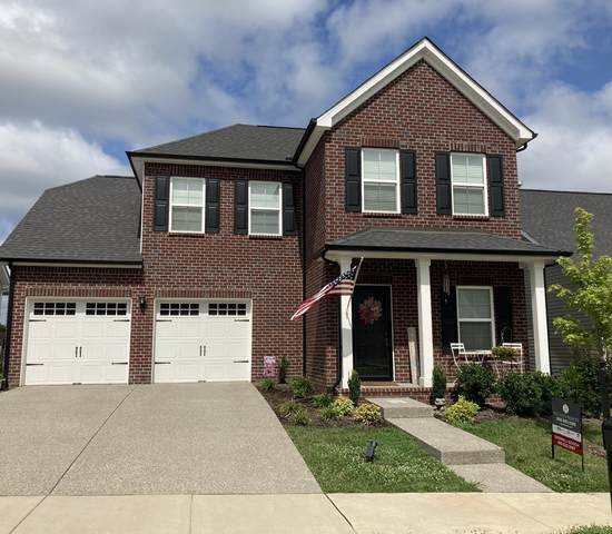 263 Telavera Dr, White House, TN 37188 (MLS #RTC2273348) :: Candice M. Van Bibber | RE/MAX Fine Homes