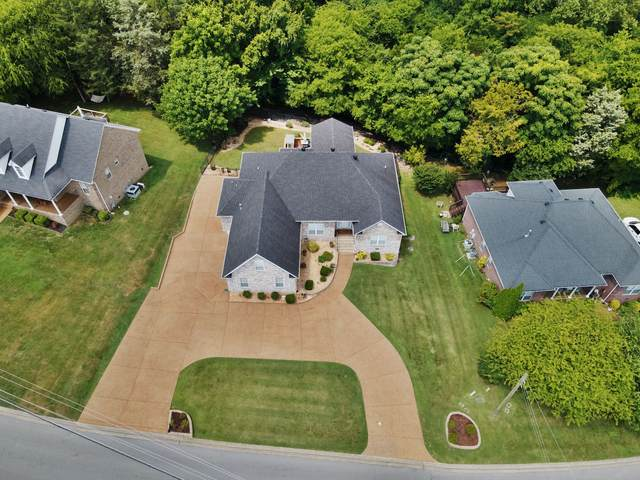 1134 Ben Hill Blvd, Nolensville, TN 37135 (MLS #RTC2273584) :: Village Real Estate
