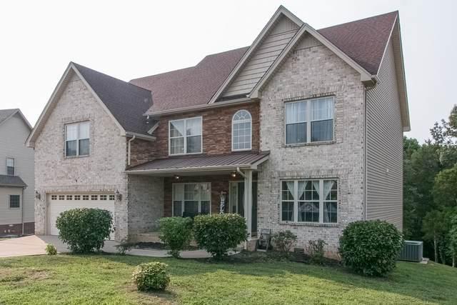 546 Winding Bluff Way, Clarksville, TN 37040 (MLS #RTC2274065) :: Village Real Estate