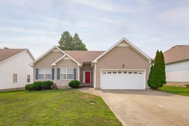 347 Chalet Cir, Clarksville, TN 37040 (MLS #RTC2274144) :: Nashville on the Move