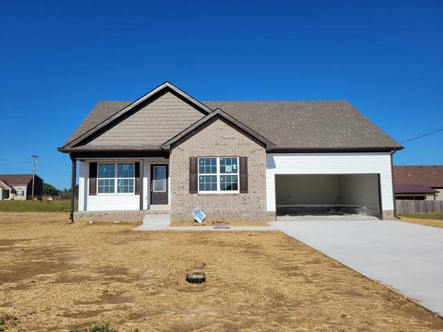 13 Saddle St, Manchester, TN 37355 (MLS #RTC2274160) :: Cory Real Estate Services