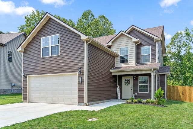 464 Woodtrace Dr, Clarksville, TN 37042 (MLS #RTC2274315) :: Village Real Estate