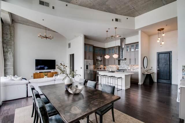 600 12th Ave S #2204, Nashville, TN 37203 (MLS #RTC2274767) :: Trevor W. Mitchell Real Estate