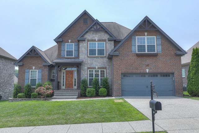 2022 Keiser St, Spring Hill, TN 37174 (MLS #RTC2274834) :: Team George Weeks Real Estate