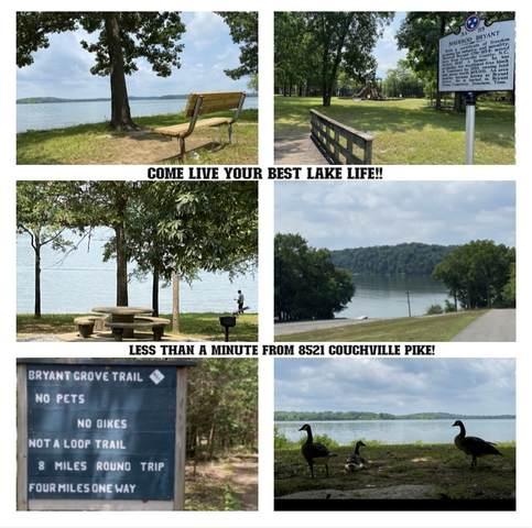 8521 Couchville Pike, Mount Juliet, TN 37122 (MLS #RTC2275310) :: The Godfrey Group, LLC
