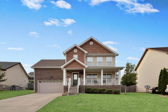 1117 Ishee Dr, Clarksville, TN 37042 (MLS #RTC2275496) :: Your Perfect Property Team powered by Clarksville.com Realty