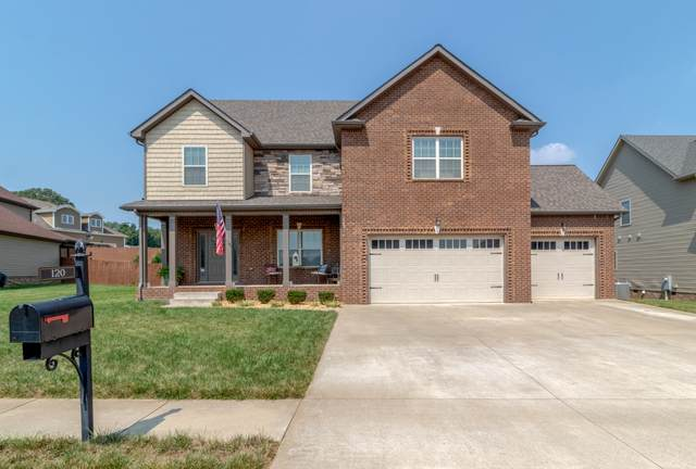 120 Overcrest Ct, Clarksville, TN 37043 (MLS #RTC2275497) :: DeSelms Real Estate
