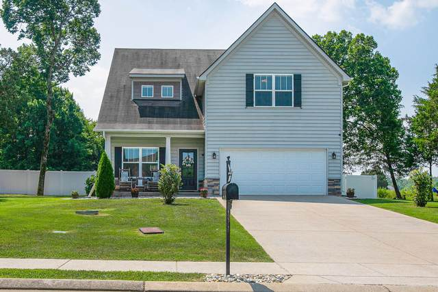 1009 Bluecreek Cir, Murfreesboro, TN 37129 (MLS #RTC2275635) :: Trevor W. Mitchell Real Estate